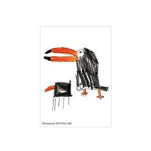 Post Card _ Toucan