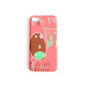 iPhone Case _ Pink Elephant