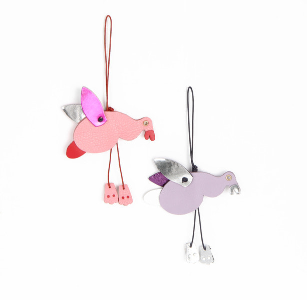 Desert Animals D.I.Y. Kit Keyrings