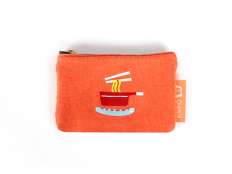Upcycling Bag In Bag Pouch_Ramen