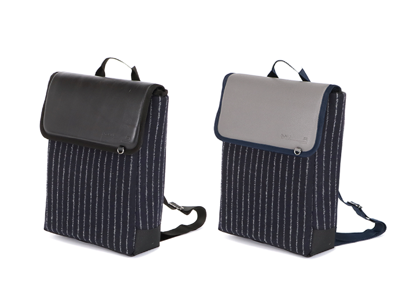 Special Slim Backpack_Stripe (2color)