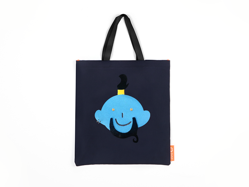 Happy Face Ecobag (Boy)