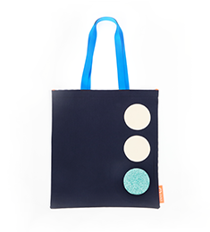Upcycling Bag In Bag Ecobag_3 Circle Combi