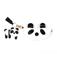 Panda Family Ecobag