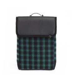 Special Slim Backpack_Check (3color)