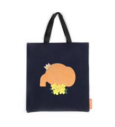 Happy Face Ecobag (Elephant)