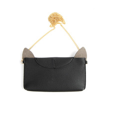 SALE Fox Mini Bag Black