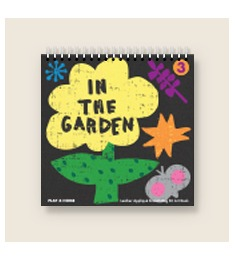 PLAY X HOME : In The Garden L (Black)